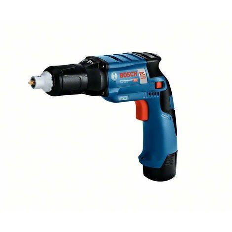 Bosch Professional Visseuse plaquistes sans-fil GSR 10,8 V-EC TE (sans batterie ni chargeur) - 06019E4002