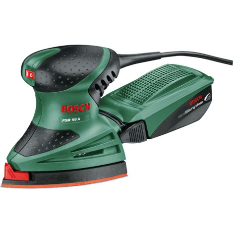 Bosch PSM 160 A Ponceuse multi