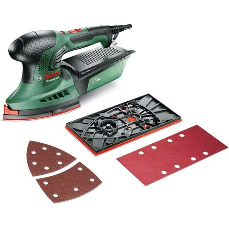 Bosch PSM 200 AES Ponceuse multi