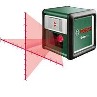 BOSCH Quigo Laser Ligne en Croix + portée 7