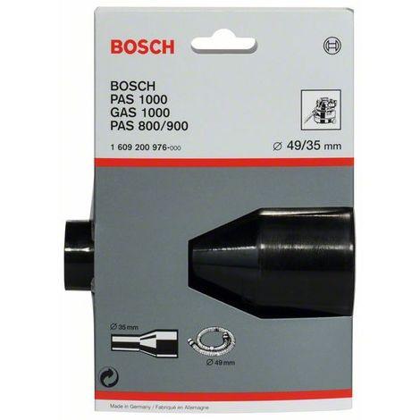 Bosch Professional 1609200976 R-Adapter F.PAS V.49 mm//35 mm