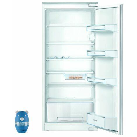 BOSCH Réfrigérateur frigo simple porte intégrable 221L Froid statique Multibox