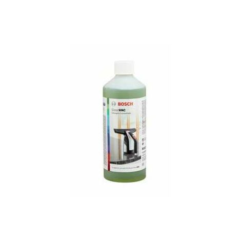 Bosch Reinigungsmittelkonzentrat 500 ml, Systemzubehör für GlassVAC