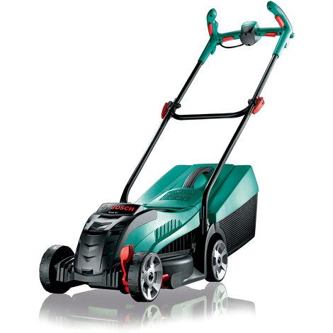 Bosch ROTAK32LI Cordless 36v Lawn Mower 32cm/12.5in with Battery