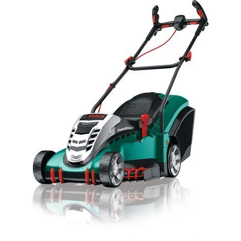 Bosch ROTAK43LI Cordless 36v Lawn Mower 43cm/17in with 2x Batts