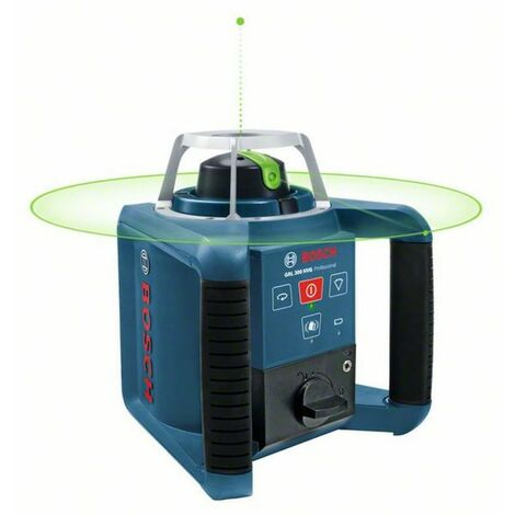 Bosch Rotationslaser GRL 300 HVG 0601061700