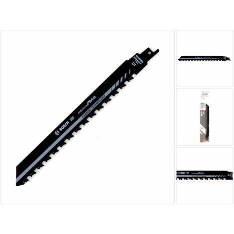 "Bosch S 1543 HM Hoja de sierra sable 240mm / 9"" ( 2608650354 )"