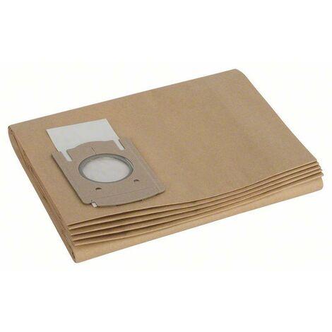 Bosch Sac-filtre en papier pour GAS 12-50 RF, PAS 12-50 F - 2605411062