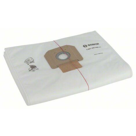 Bosch Sacs-filtres en non-tissé - - 2607432038