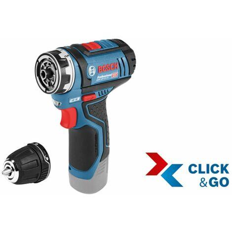 Bosch Sans fil Perceuse-visseuse GSR 12V-15 FC GFA12B