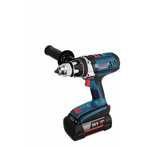 Bosch Sans fil Perceuse-visseuse GSR36VE-2-LI+3640CV