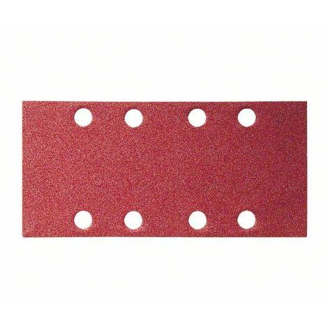 80 x ... 8 Löcher Klett Bosch Schleifblatt-Set Expert for Wood 10-teilig