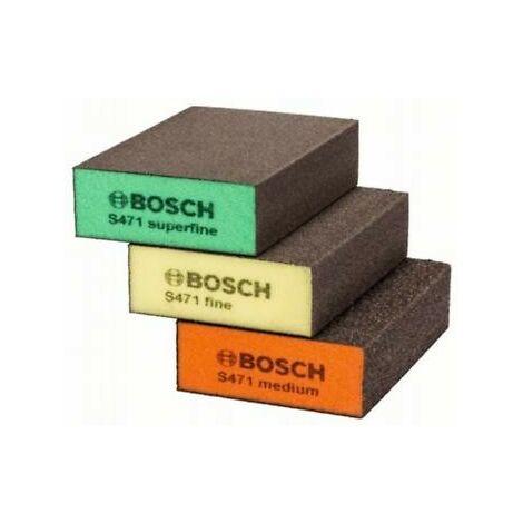 """Bosch Schleifschwamm 69x97x26mm,M,F,SF,3x-""""2608621253"""""""