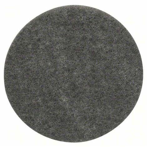 Bosch Schleifvlies 150 mm, 800, fein, Siliciumcarbid (SiC), ohne Velours, 5er-Pack