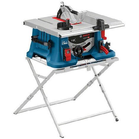 Bosch - Scie sur table filaire d.216mm 1600W + piètement GTA560- GTS 635-216