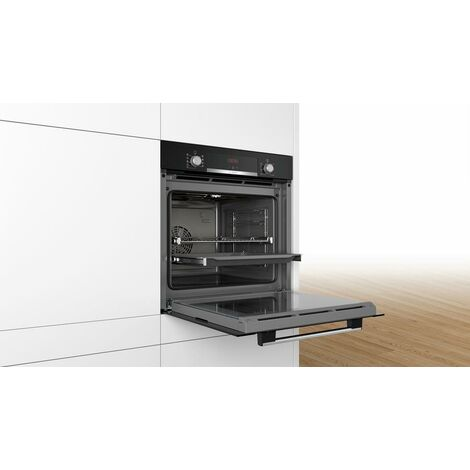 Bosch serie 4 hba334yb0 horno horno eléctrico 71 l negro a