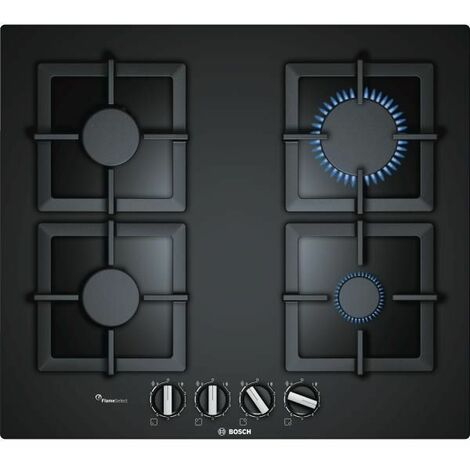 """main image of """"Bosch Serie 6 PPP6A6B20 Built-in Gas Black hob"""""""