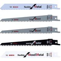 Bosch Set 5 Lame Varie Applicazioni per KEO
