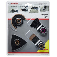 BOSCH Set Carrelage 4 pieces STARLOCK - 2608664353