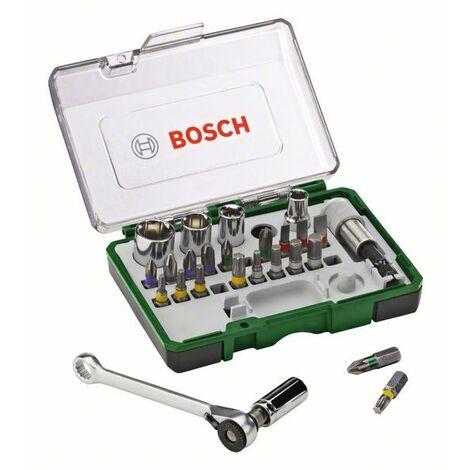 BOSCH 2607017160 Set con 27 unidades para atornillar