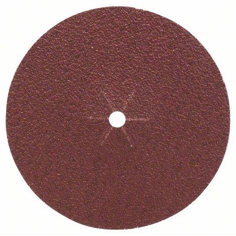 BOSCH - Set de hojas de lija de 5 piezas para taladro D= 125 mm