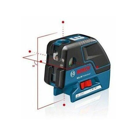 Bosch Set GCL25 - Nivel láser + tripode