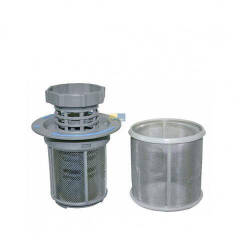 Bosch Siemens 3-teiliges Siebset frein + grob für Spülmaschine, Geschirrspüler 10002494