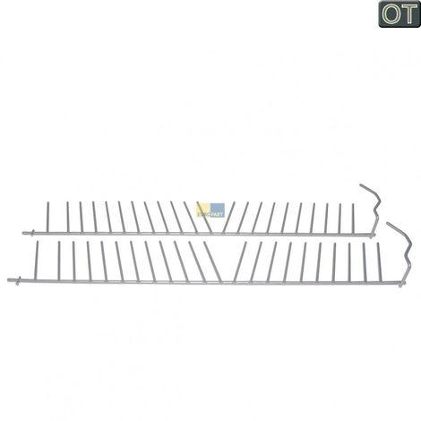 Bosch Siemens Neff 2x Korbeinsatz für Unterkorb, Klappstachelreihe - Nr. : 357872