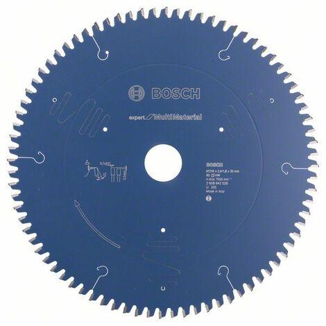 BOSCH - Sierra circular Expert Multi Material 216x30x2,4, 64