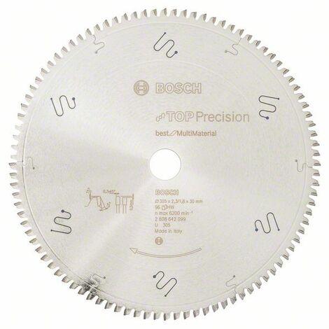 BOSCH - Sierra Top Precision Best Multi Material 216x30x2,3, 64