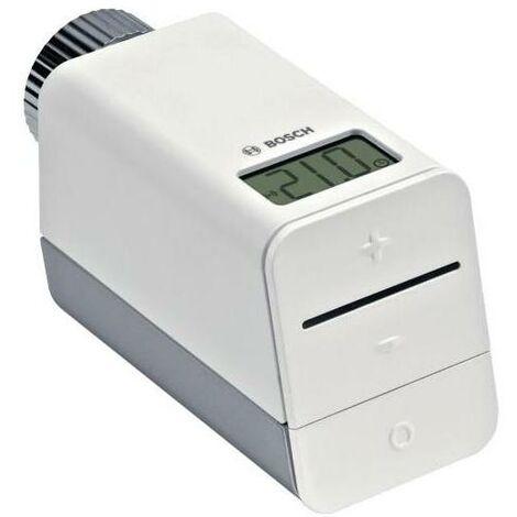 bosch smart home termostato per radiatore con comando tramite app 8 750 000 002. Black Bedroom Furniture Sets. Home Design Ideas