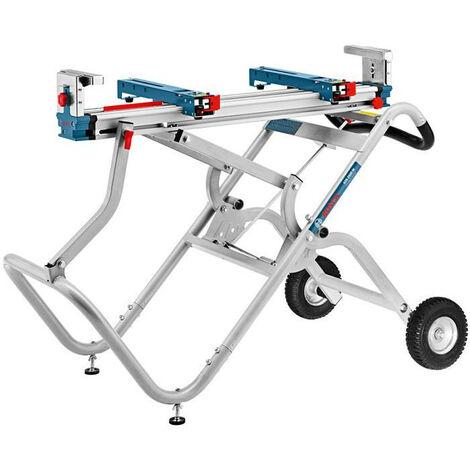 Bosch – Table de transport pour scie radiale et à coupe d'onglets – GTA 2500 W