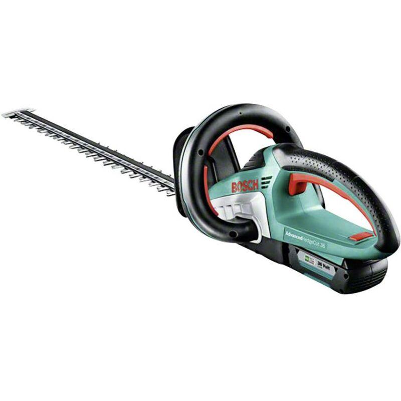 Taille-haies Bosch Home and Garden AdvancedHedgeCut 36 060084A105 sans fil avec batterie 36 V Li-Ion 540 mm 1 pc(s)