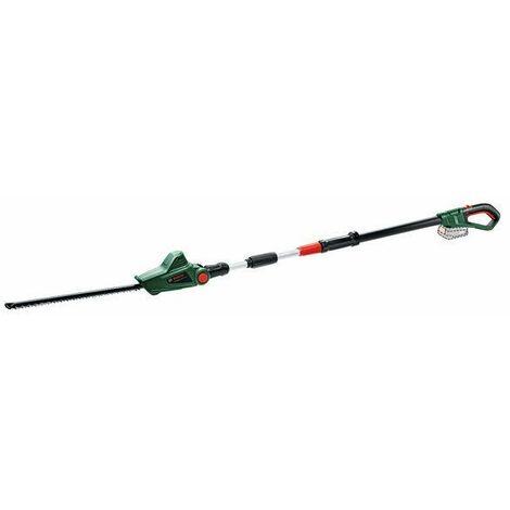 Bosch Taille-haies télescopique sans-fil UniversalHedgePole 18, sans batterie et chargeur - 06008B3001