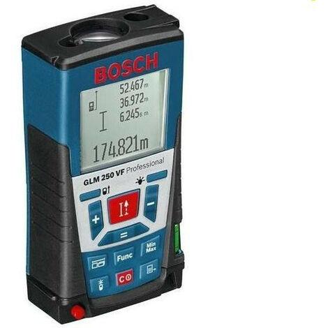Bosch - Télémètre laser 250m - GLM 250 VF - TNT