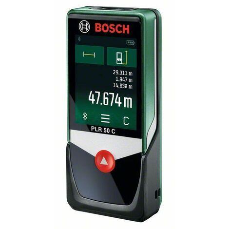 Bosch Télémètre laser numérique PLR 50 C - 0603672201