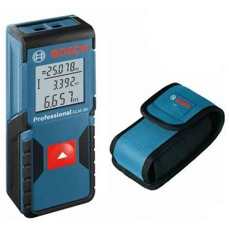 BOSCH Télémètre Laser portée 30m - GLM 30 - 0601072500