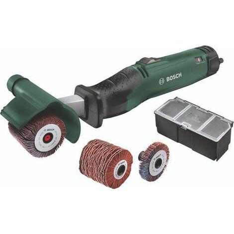 Bosch Texoro Lijadora de cepillo - 250W - 5-60mm