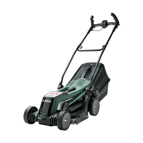 Bosch Tondeuse sans fil 36V EasyRotak 36-550 - Livré sans batterie ni chargeur