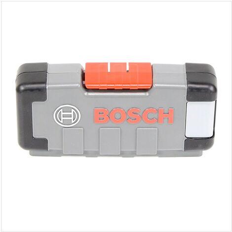 Bosch Tough Box Juego de hojas de sierra de calar Wood and Metal - 30 unidades ( 2607010903 )