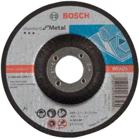 Bosch Trennscheibe gekröpft Standard for Metal 2608603159