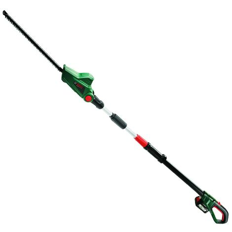 Bosch Universal Hedge Pole 18 Long Reach Telescopic Hedge Trimmer Cutter 18v