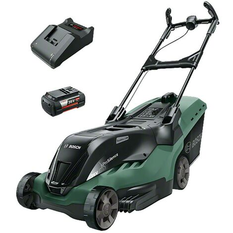 Bosch Universal Rotak 36-650 36v Cordless Lawnmower 42cm + 1 x 4.0ah + Charger