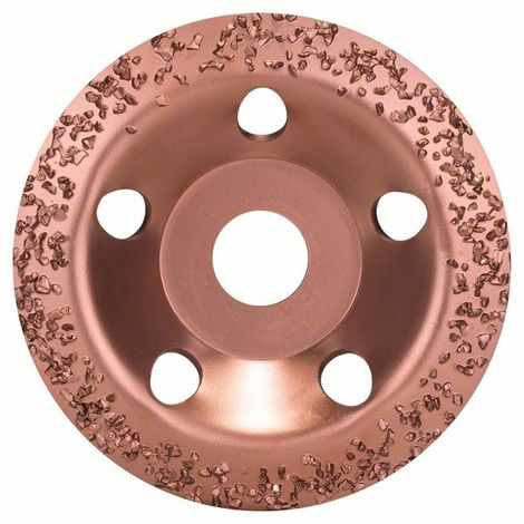BOSCH - Vaso de amolar de metal duro 115 x 22,23 mm
