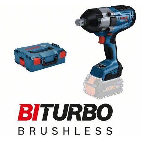 """main image of """"Bosch Professional Boulonneuse sans-fil GDS 18V-1050 H avec L-BOXX, sans batterie et chargeur - 06019J8501"""""""