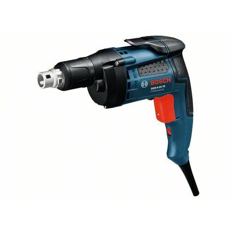 Bosch - Visseuse plaquiste 6mm 700W - GSR 6-25 TE