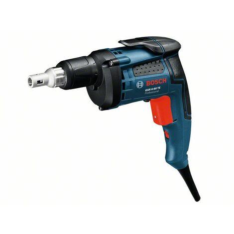Bosch Visseuse plaquiste GSR 6-60 TE - 0601445200