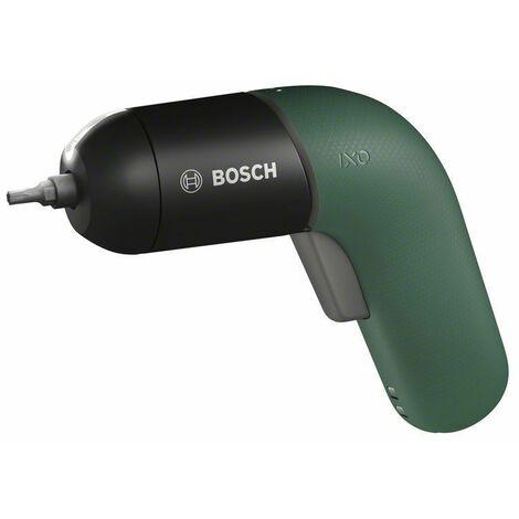 Bosch Visseuse sans-fil Lithium-Ion IXO avec 10 embouts de vissage universels - 06039C7000