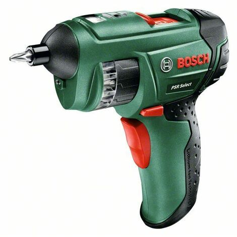 Bosch Visseuse sans-fil Lithium-Ion PSR Select, Câble micro-USB - 0603977005