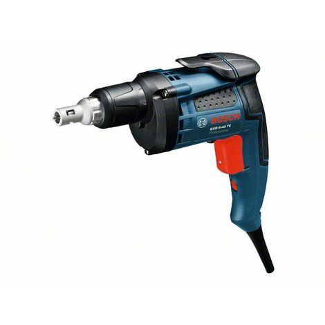 Bosch Visseuse spécial plaquiste GSR 6-45 TE Professional